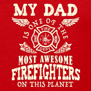 fire dept - Men's Premium Tank