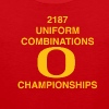 2187 UNIFORM COMBINATIONS O CHAMPIONSHIPS - Men's Premium Tank