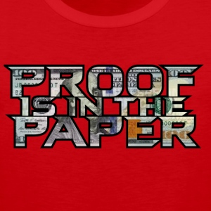 Proof is in the Paper - Men's Premium Tank