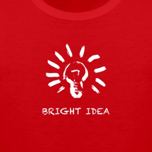 Bright Idea - Men's Premium Tank