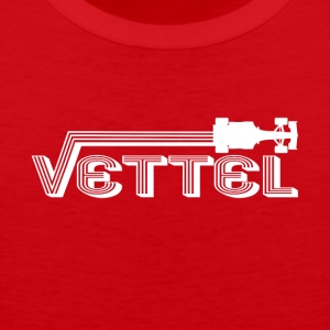 Auto Racing Legend vettel - Men's Premium Tank