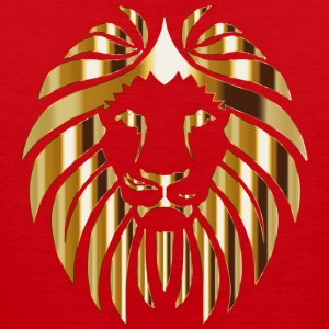 Gold lion - Men's Premium Tank
