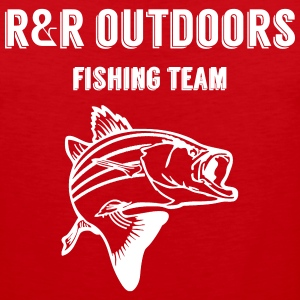RnR Fishing Team - Men's Premium Tank