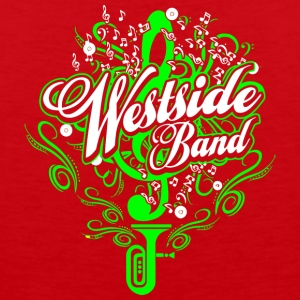 Westside Band - Men's Premium Tank
