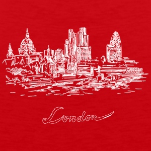 London City - United Kingdom - Men's Premium Tank