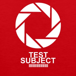 TEST SUBJECT - Men's Premium Tank