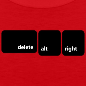 delete alt right (mac) - Men's Premium Tank