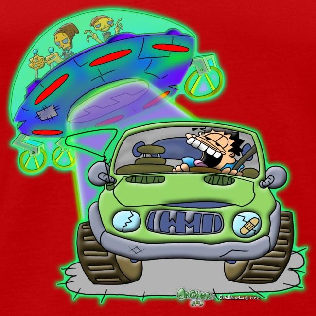GrisDismation Ongher's UFO Alien Abduction