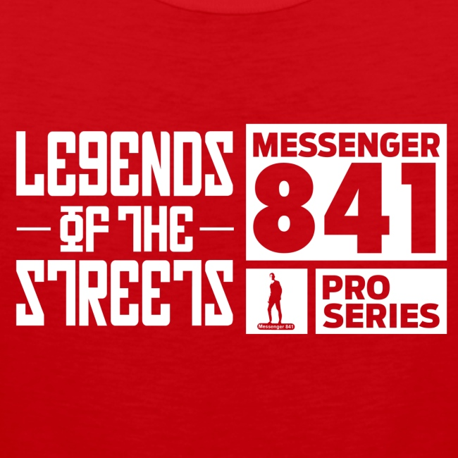 Messenger 841 Legends of The Streets Tank Top