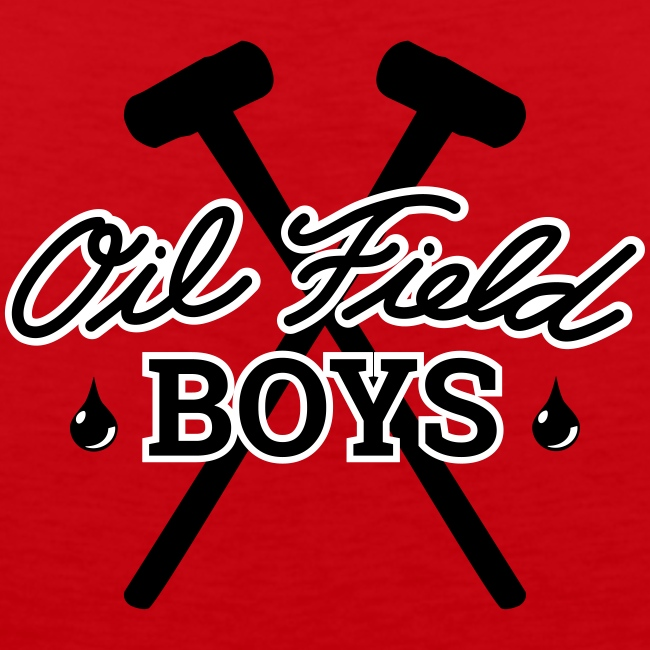 Oil Field Boys Black/White and the Sledge Hammers