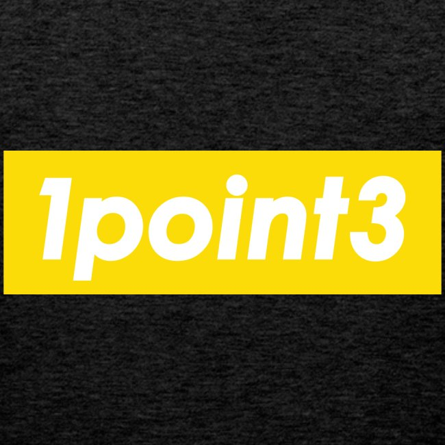 1point3 yellow