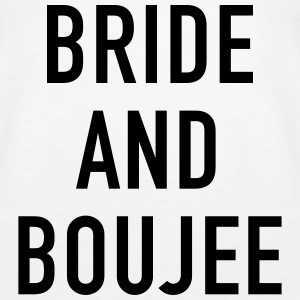 Bride and Boujee - Women's Premium Tank Top