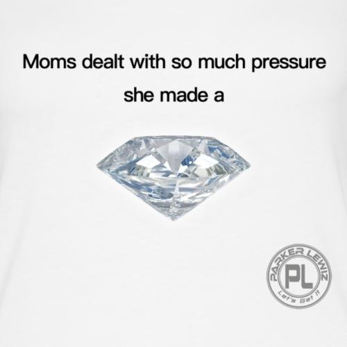 Pressure Makes Diamonds - Women's Premium Tank Top