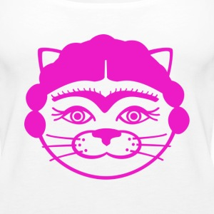 Kitty Frida - Women's Premium Tank Top