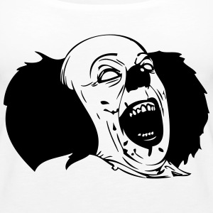 Evil Clown - Women's Premium Tank Top