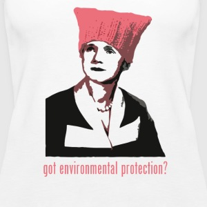 Rachel Carson - got environmental protection? - Women's Premium Tank Top