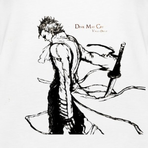 devil my cry vergil's despair - Women's Premium Tank Top