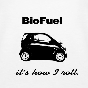 Biofuel - It's How I Roll - Women's Premium Tank Top