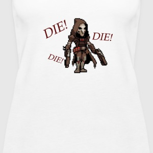 Overwatch - Reaper - Women's Premium Tank Top