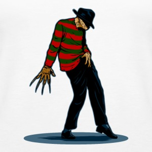 Freddy Krueger Dance - Women's Premium Tank Top