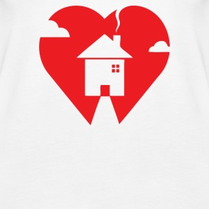Where the Heart is - Women's Premium Tank Top