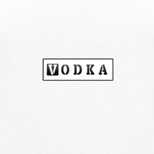 VODKA - Women's Premium Tank Top
