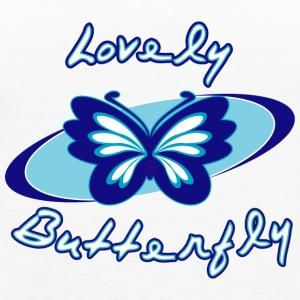 Lovely butterfly - Women's Premium Tank Top