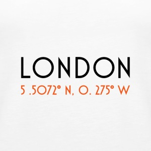 London CoordinateLondon Coordinate - Women's Premium Tank Top