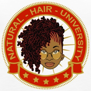 Natural Hair University T-shirt - Women's Premium Tank Top