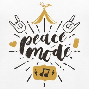 Peace Mode - Festival Shirt - Women's Premium Tank Top