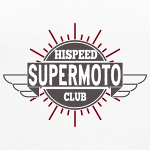 Supermoto Hispeed Club - Women's Premium Tank Top