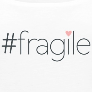 fragile - Women's Premium Tank Top