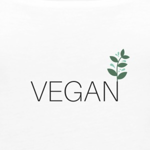 VEGAN - Women's Premium Tank Top