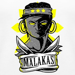 Si Malakas. Filipino Strength and Power - Women's Premium Tank Top