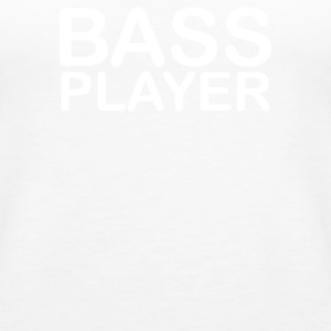 Bass player - Women's Premium Tank Top