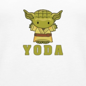 YODA Toddler Yoda Star Wars - Women's Premium Tank Top