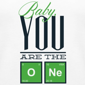 baby_you_are_the_one - Women's Premium Tank Top