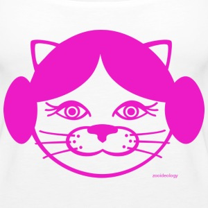 Kitty Leia - Women's Premium Tank Top