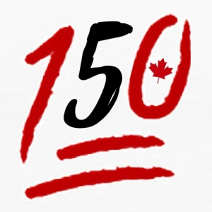Happy Birthday Canada 150 T - Women's Premium Tank Top