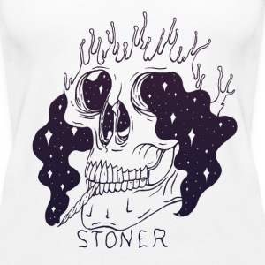 Stoner (purple) - Women's Premium Tank Top