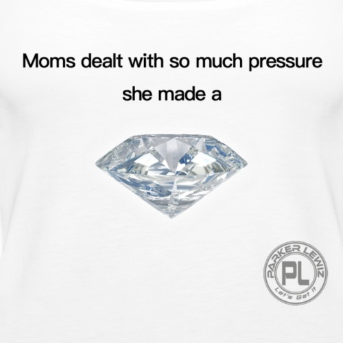 Pressure Makes Diamonds - Women's Premium Tank Top