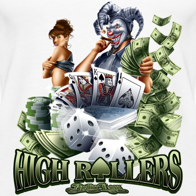 High Roller by RollinLow