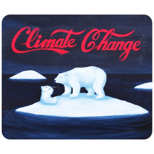 Climate Change - Women's Premium Tank Top