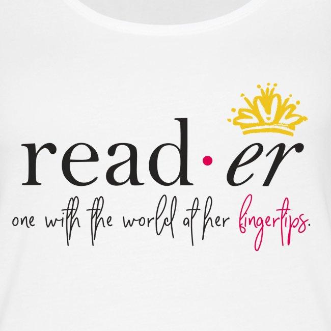Reader Definition Tee