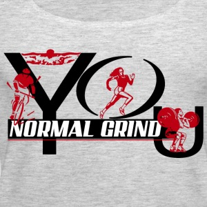 normal grind - Women's Premium Tank Top