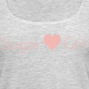 Sugar Girl - Women's Premium Tank Top