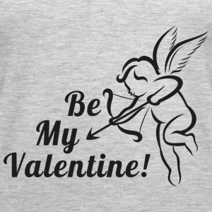 vintage-cupid-bow-wings-Valentines Day - Women's Premium Tank Top