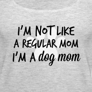 Dog Mom - Women's Premium Tank Top