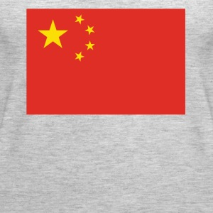 Flag of China Cool Chinese Flag - Women's Premium Tank Top