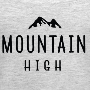 Mountain High - Women's Premium Tank Top